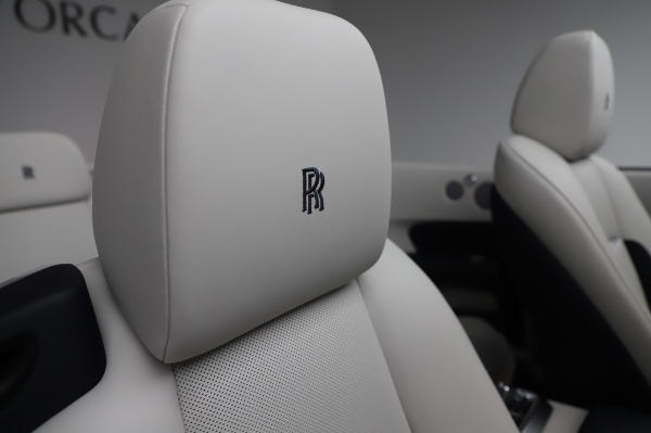 New 2020 Rolls-Royce Dawn for sale $384,875 at Rolls-Royce Motor Cars Greenwich in Greenwich CT 06830 27