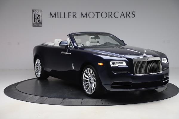 New 2020 Rolls-Royce Dawn for sale $384,875 at Rolls-Royce Motor Cars Greenwich in Greenwich CT 06830 8