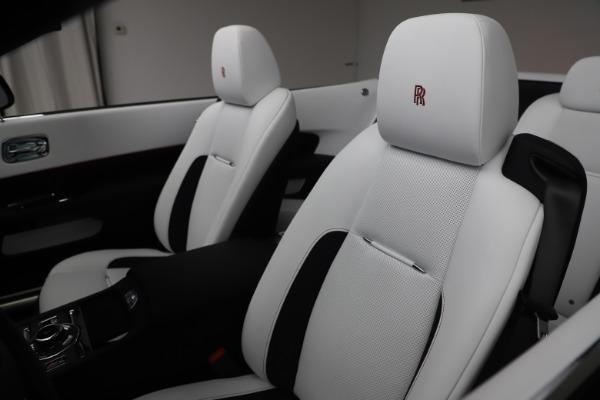 New 2020 Rolls-Royce Dawn for sale $386,250 at Rolls-Royce Motor Cars Greenwich in Greenwich CT 06830 17