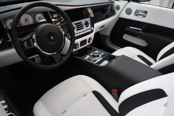 New 2020 Rolls-Royce Dawn for sale $386,250 at Rolls-Royce Motor Cars Greenwich in Greenwich CT 06830 19