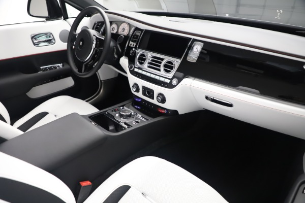New 2020 Rolls-Royce Dawn for sale $386,250 at Rolls-Royce Motor Cars Greenwich in Greenwich CT 06830 20