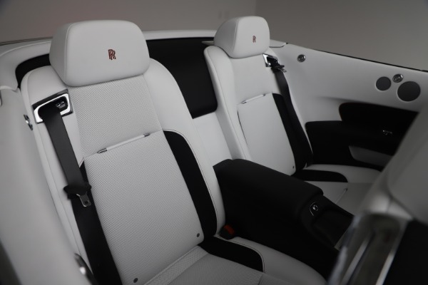 New 2020 Rolls-Royce Dawn for sale $386,250 at Rolls-Royce Motor Cars Greenwich in Greenwich CT 06830 21