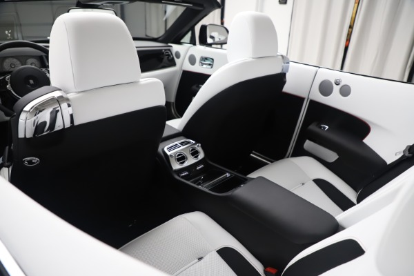 New 2020 Rolls-Royce Dawn for sale $386,250 at Rolls-Royce Motor Cars Greenwich in Greenwich CT 06830 23