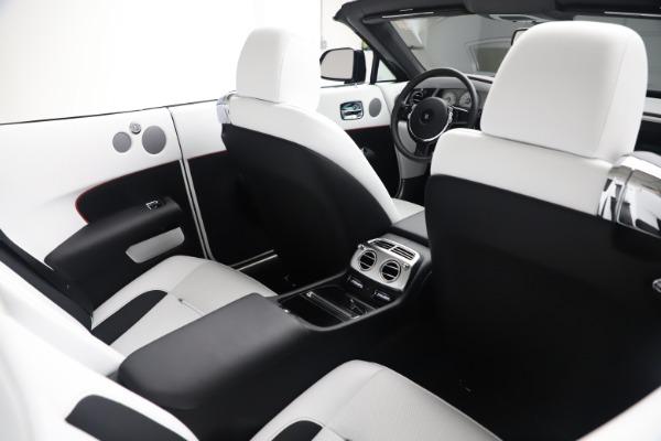 New 2020 Rolls-Royce Dawn for sale $386,250 at Rolls-Royce Motor Cars Greenwich in Greenwich CT 06830 24