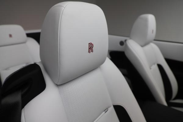 New 2020 Rolls-Royce Dawn for sale $386,250 at Rolls-Royce Motor Cars Greenwich in Greenwich CT 06830 26
