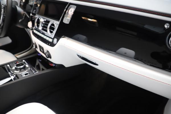 New 2020 Rolls-Royce Dawn for sale $386,250 at Rolls-Royce Motor Cars Greenwich in Greenwich CT 06830 28