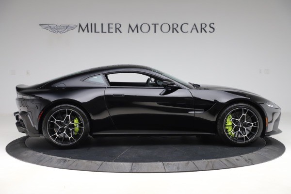 New 2020 Aston Martin Vantage AMR Coupe for sale $191,931 at Rolls-Royce Motor Cars Greenwich in Greenwich CT 06830 10