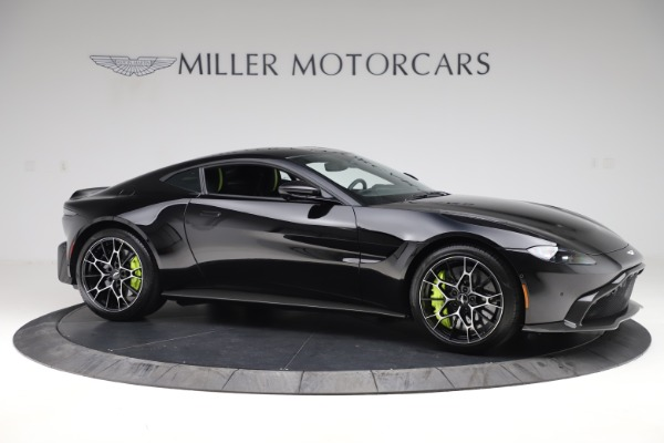 New 2020 Aston Martin Vantage AMR Coupe for sale $191,931 at Rolls-Royce Motor Cars Greenwich in Greenwich CT 06830 11