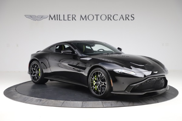New 2020 Aston Martin Vantage AMR Coupe for sale $191,931 at Rolls-Royce Motor Cars Greenwich in Greenwich CT 06830 12