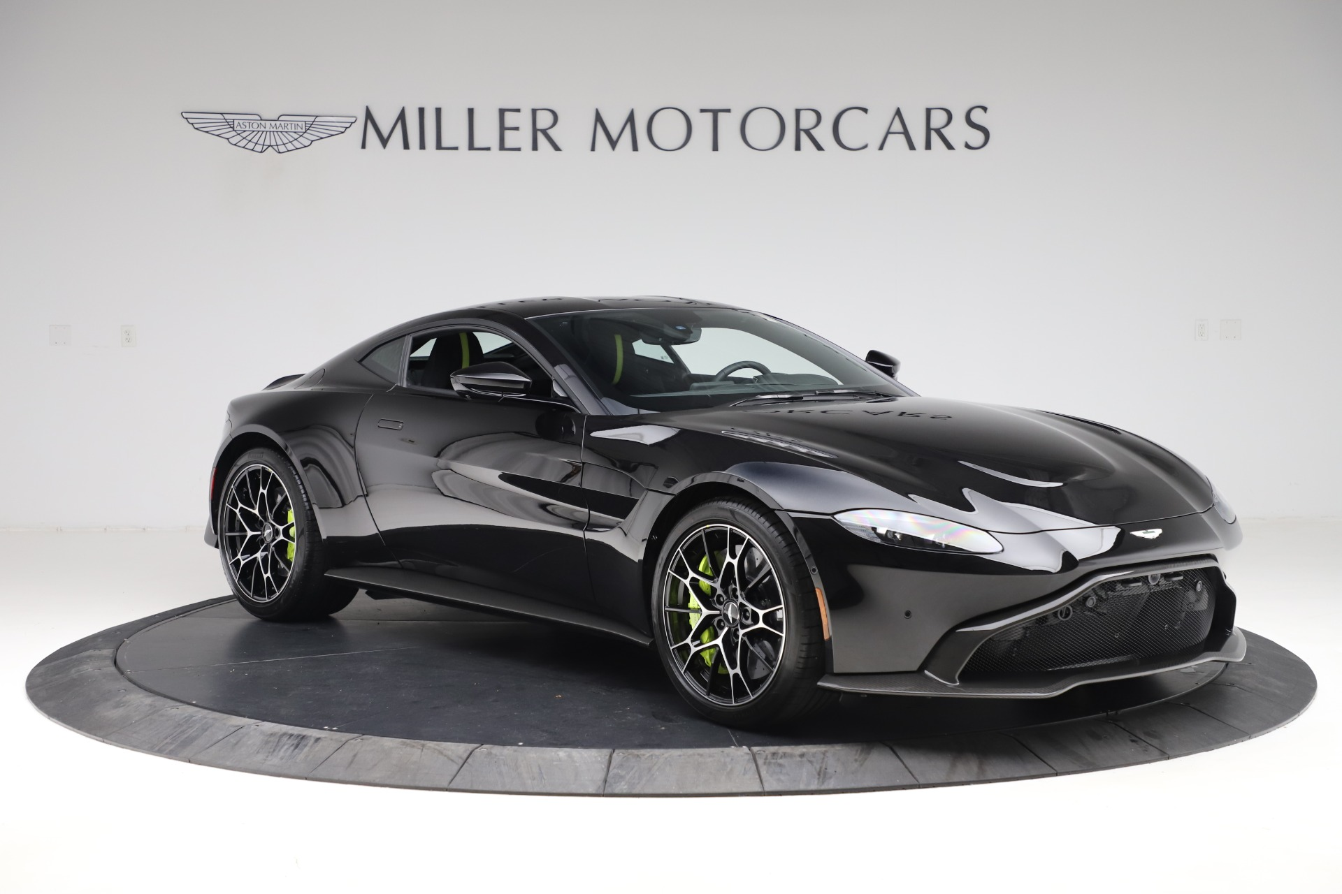 New 2020 Aston Martin Vantage Amr Coupe For Sale Special Pricing Rolls Royce Motor Cars Greenwich Stock A1452