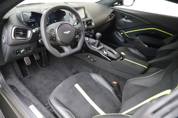 New 2020 Aston Martin Vantage AMR Coupe for sale $191,931 at Rolls-Royce Motor Cars Greenwich in Greenwich CT 06830 13