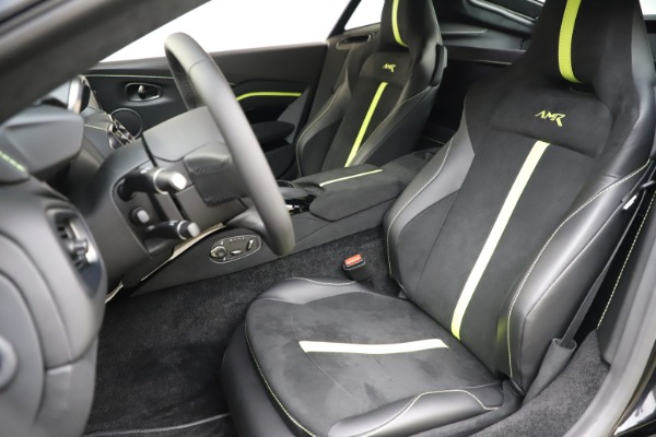 New 2020 Aston Martin Vantage AMR Coupe for sale $191,931 at Rolls-Royce Motor Cars Greenwich in Greenwich CT 06830 15