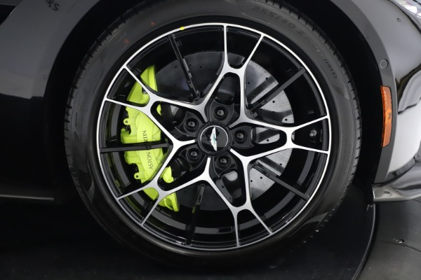 New 2020 Aston Martin Vantage AMR Coupe for sale $191,931 at Rolls-Royce Motor Cars Greenwich in Greenwich CT 06830 24