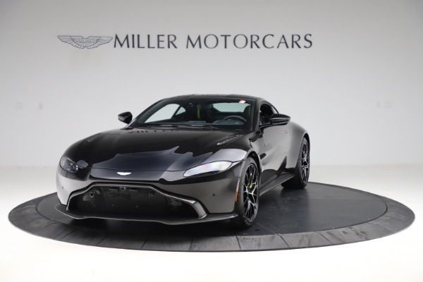 New 2020 Aston Martin Vantage AMR Coupe for sale $191,931 at Rolls-Royce Motor Cars Greenwich in Greenwich CT 06830 3
