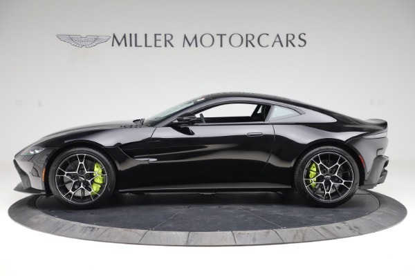 New 2020 Aston Martin Vantage AMR Coupe for sale $191,931 at Rolls-Royce Motor Cars Greenwich in Greenwich CT 06830 4
