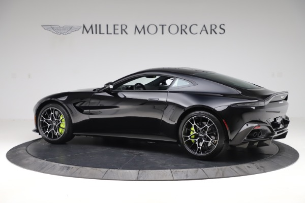 New 2020 Aston Martin Vantage AMR Coupe for sale $191,931 at Rolls-Royce Motor Cars Greenwich in Greenwich CT 06830 5