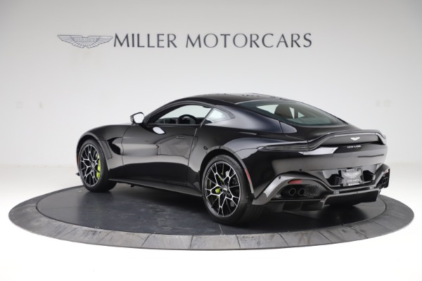 New 2020 Aston Martin Vantage AMR Coupe for sale $191,931 at Rolls-Royce Motor Cars Greenwich in Greenwich CT 06830 6