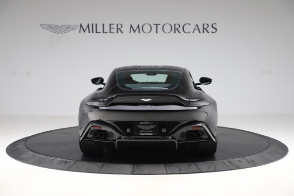 New 2020 Aston Martin Vantage AMR Coupe for sale $191,931 at Rolls-Royce Motor Cars Greenwich in Greenwich CT 06830 7