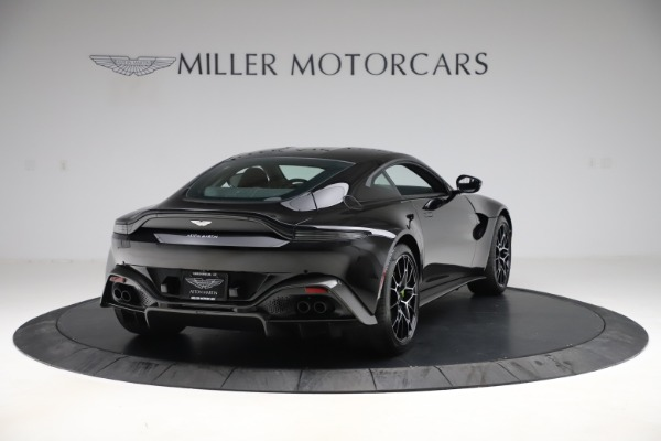 New 2020 Aston Martin Vantage AMR Coupe for sale $191,931 at Rolls-Royce Motor Cars Greenwich in Greenwich CT 06830 8