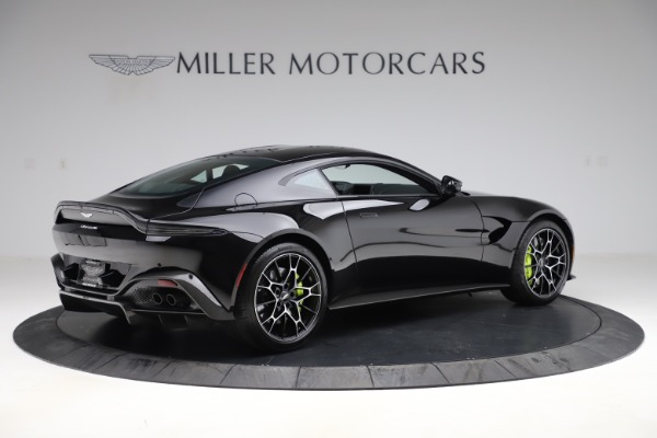 New 2020 Aston Martin Vantage AMR Coupe for sale $191,931 at Rolls-Royce Motor Cars Greenwich in Greenwich CT 06830 9