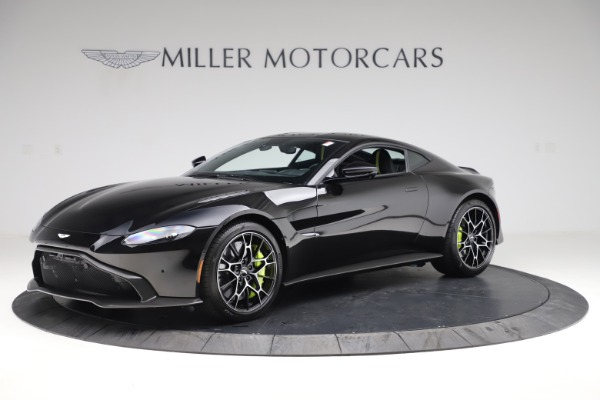 New 2020 Aston Martin Vantage AMR Coupe for sale $191,931 at Rolls-Royce Motor Cars Greenwich in Greenwich CT 06830 1