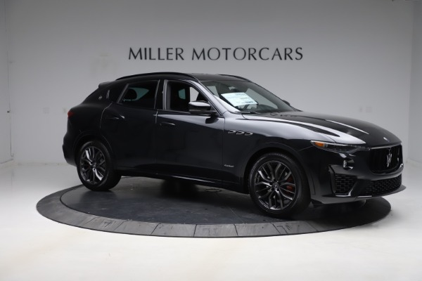New 2020 Maserati Levante Q4 GranSport for sale $88,885 at Rolls-Royce Motor Cars Greenwich in Greenwich CT 06830 10