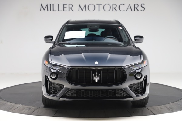 New 2020 Maserati Levante Q4 GranSport for sale $88,885 at Rolls-Royce Motor Cars Greenwich in Greenwich CT 06830 12