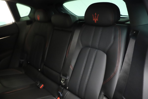 New 2020 Maserati Levante Q4 GranSport for sale $88,885 at Rolls-Royce Motor Cars Greenwich in Greenwich CT 06830 18
