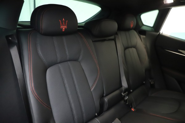 New 2020 Maserati Levante Q4 GranSport for sale $88,885 at Rolls-Royce Motor Cars Greenwich in Greenwich CT 06830 26