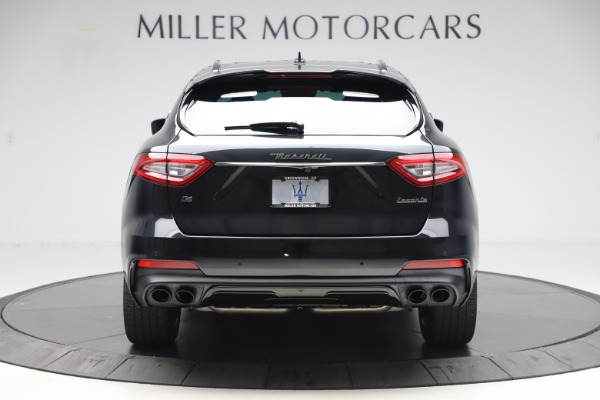 New 2020 Maserati Levante Q4 GranSport for sale $88,885 at Rolls-Royce Motor Cars Greenwich in Greenwich CT 06830 6