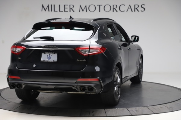 New 2020 Maserati Levante Q4 GranSport for sale $88,885 at Rolls-Royce Motor Cars Greenwich in Greenwich CT 06830 7