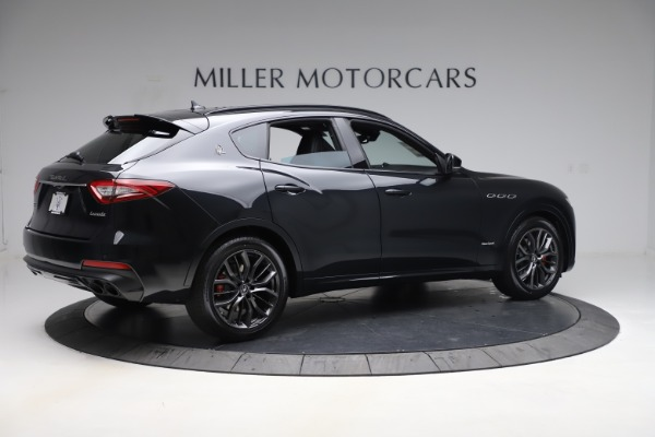 New 2020 Maserati Levante Q4 GranSport for sale $88,885 at Rolls-Royce Motor Cars Greenwich in Greenwich CT 06830 8