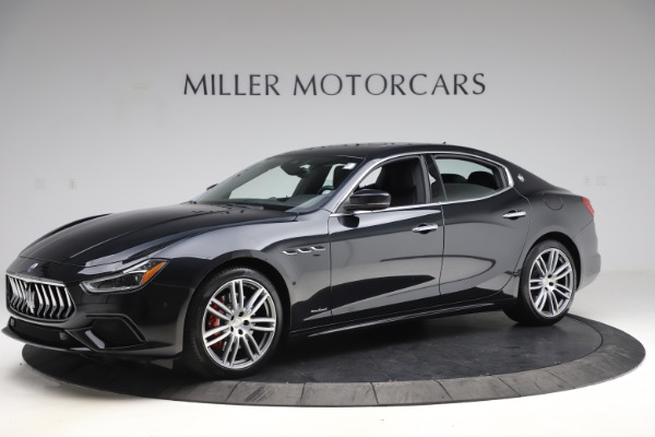 New 2020 Maserati Ghibli S Q4 GranSport for sale $88,285 at Rolls-Royce Motor Cars Greenwich in Greenwich CT 06830 2