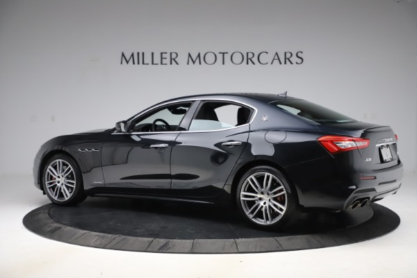 New 2020 Maserati Ghibli S Q4 GranSport for sale $88,285 at Rolls-Royce Motor Cars Greenwich in Greenwich CT 06830 4