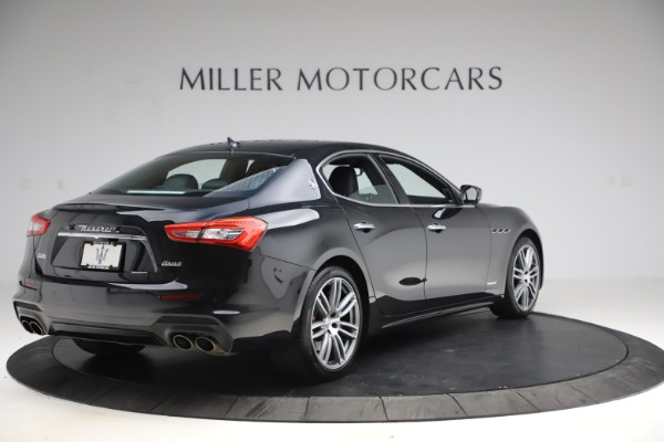 New 2020 Maserati Ghibli S Q4 GranSport for sale $88,285 at Rolls-Royce Motor Cars Greenwich in Greenwich CT 06830 7