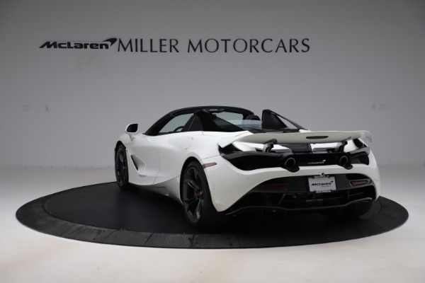 Used 2020 McLaren 720S Spider Convertible for sale $299,900 at Rolls-Royce Motor Cars Greenwich in Greenwich CT 06830 10