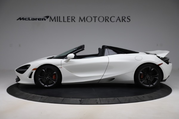 Used 2020 McLaren 720S Spider Convertible for sale $299,900 at Rolls-Royce Motor Cars Greenwich in Greenwich CT 06830 12
