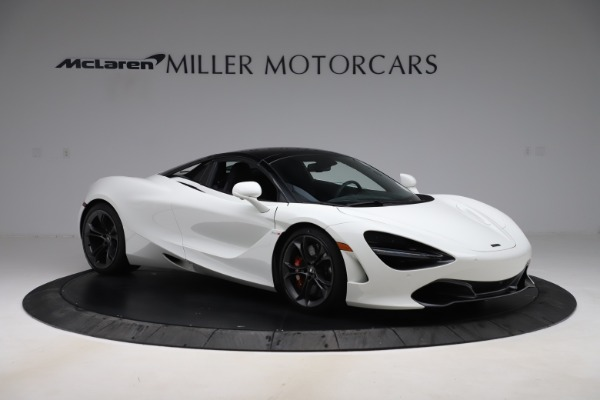Used 2020 McLaren 720S Spider Convertible for sale $299,900 at Rolls-Royce Motor Cars Greenwich in Greenwich CT 06830 14