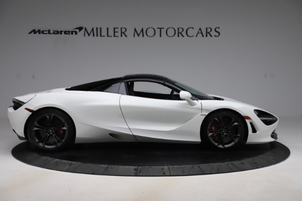 Used 2020 McLaren 720S Spider Convertible for sale $299,900 at Rolls-Royce Motor Cars Greenwich in Greenwich CT 06830 15
