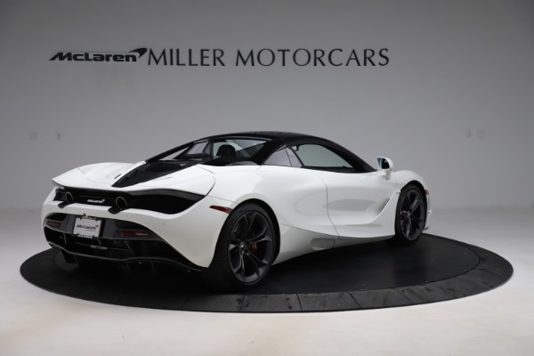 Used 2020 McLaren 720S Spider Convertible for sale $299,900 at Rolls-Royce Motor Cars Greenwich in Greenwich CT 06830 16