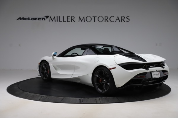 Used 2020 McLaren 720S Spider Convertible for sale $299,900 at Rolls-Royce Motor Cars Greenwich in Greenwich CT 06830 18