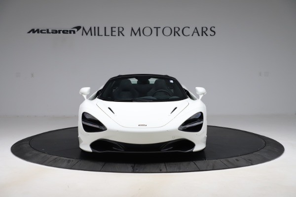 Used 2020 McLaren 720S Spider Convertible for sale $299,900 at Rolls-Royce Motor Cars Greenwich in Greenwich CT 06830 3