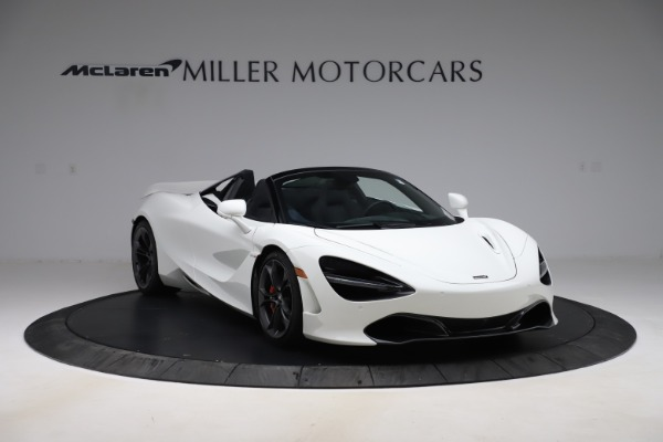 Used 2020 McLaren 720S Spider Convertible for sale $299,900 at Rolls-Royce Motor Cars Greenwich in Greenwich CT 06830 4