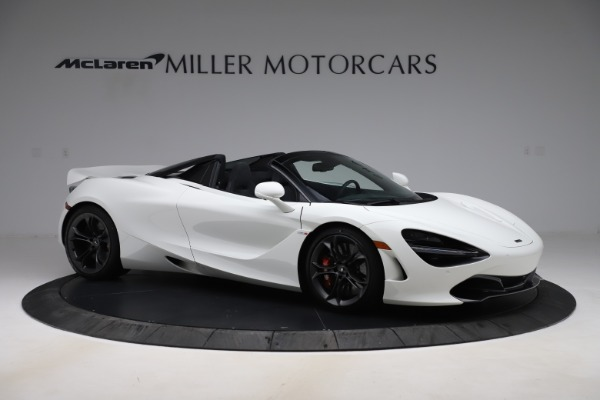 Used 2020 McLaren 720S Spider Convertible for sale $299,900 at Rolls-Royce Motor Cars Greenwich in Greenwich CT 06830 5