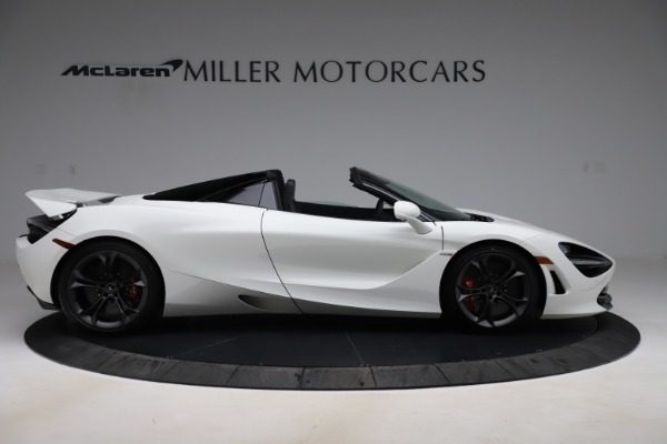 Used 2020 McLaren 720S Spider Convertible for sale $299,900 at Rolls-Royce Motor Cars Greenwich in Greenwich CT 06830 6