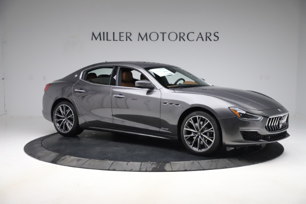 New 2019 Maserati Ghibli S Q4 GranLusso for sale $98,095 at Rolls-Royce Motor Cars Greenwich in Greenwich CT 06830 10