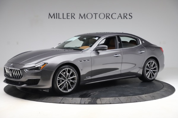 New 2019 Maserati Ghibli S Q4 GranLusso for sale $98,095 at Rolls-Royce Motor Cars Greenwich in Greenwich CT 06830 2