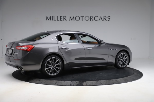 New 2019 Maserati Ghibli S Q4 GranLusso for sale $98,095 at Rolls-Royce Motor Cars Greenwich in Greenwich CT 06830 8