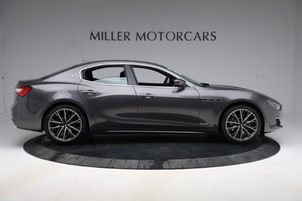 New 2019 Maserati Ghibli S Q4 GranLusso for sale $98,095 at Rolls-Royce Motor Cars Greenwich in Greenwich CT 06830 9