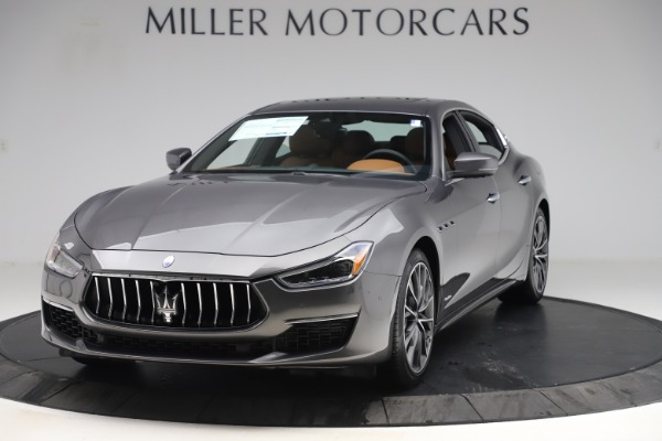New 2019 Maserati Ghibli S Q4 GranLusso for sale $98,095 at Rolls-Royce Motor Cars Greenwich in Greenwich CT 06830 1